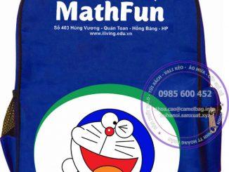 Sản xuất balo MathFun tại Hải Phòng