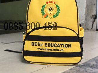 Hà Nội: Sản xuất balo mầm non Bee