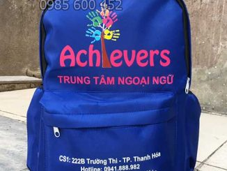 Balo tiếng anh Achievers Thanh Hóa
