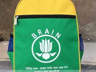 Sản xuất balo quà tặng Brain