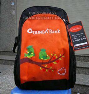 Sản xuất balo quà tặng Đông Á Bank