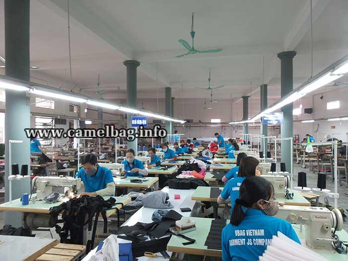 Nhà máy sản xuất balo túi xách xuất khẩu