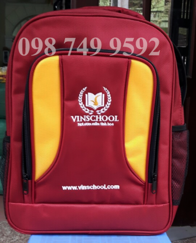 Sản xuất bao quà tặng Vinschool